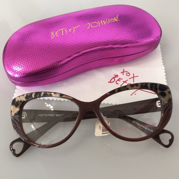 787f4a70064b New Cat Eye Brown Leopard Print Glasses Frames