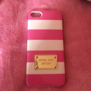 Iphone 5/5s Michael Kors case