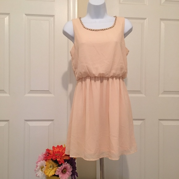 73% off Forever 21 Dresses & Skirts - Beutiful light color ...