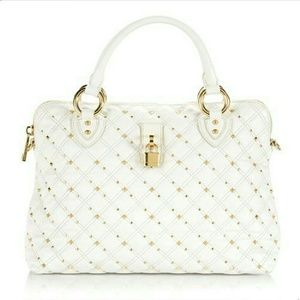 Marc Jacobs Handbags - MARC JACOBS Rio Stardust studded satchel