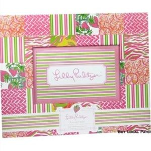 lolly pulitzer picture frame