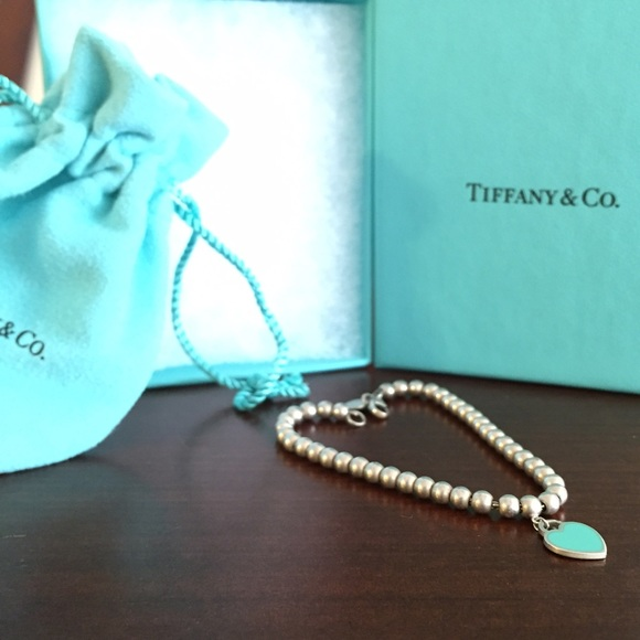 0246a6620 Return to Tiffany Blue Enamel Heart Bracelet. M_5557a63a7f0a051336008daf