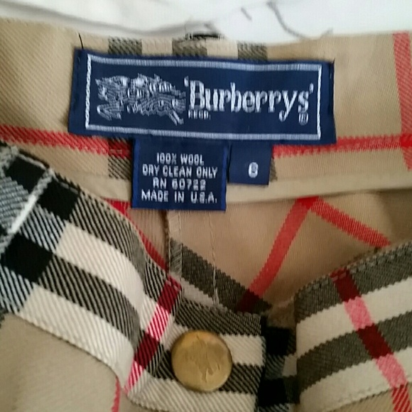 8d0b9f2c9794d4 Burberry Pants - Vintage Burberry pants.