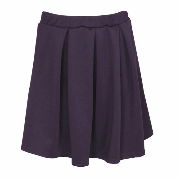 56 boohoo dresses skirts boohoo scuba box pleat