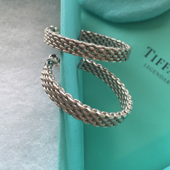 63 off tiffany amp co jewelry   tiffany somerset sterling