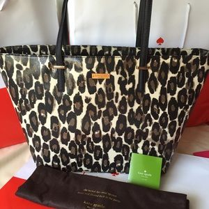 NEW Kate Spade Large Tote Bag