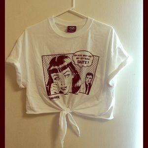 621045b7ddc89 Thrasher Crop Top Shirt Related Keywords   Suggestions - Thrasher ...