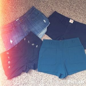 SHORTS summer bundle! All 4 for $35!