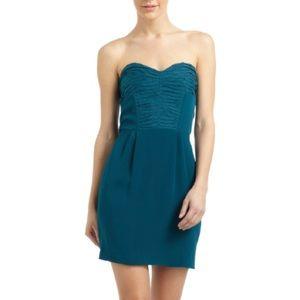 Rebecca minkoff strapless dress