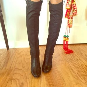 Laurence Dacade Shoes - Laurence Dacade black knee high boots