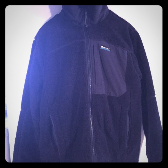 65% off Moosejaw Outerwear - Moose Jaw fleece jacket, size M from ...