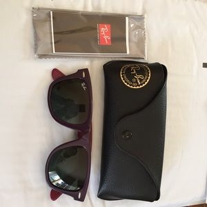 Ray-Ban Wayfarer special edition sunglasses