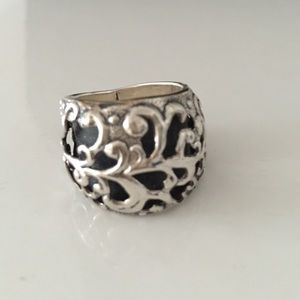 950 SILVER Ring ONE OF A KIND all HANDMADE