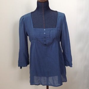 Mossimo Supply Co. Tops - Peasant Blouse