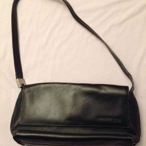 Kenneth Cole leather handbag