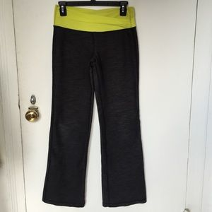 lululemon athletica Pants - Lululemon wide leg yoga pants