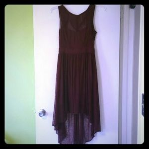 Willow and Clay Urban Outfitters Lace High Low Dre