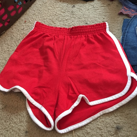 40% off Soffe Pants - Red with White Trim Soffe shorts from ...