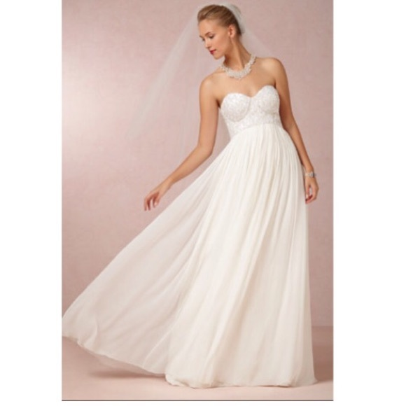 Anthropologie Wedding Dress: 67% Off Anthropologie Dresses & Skirts