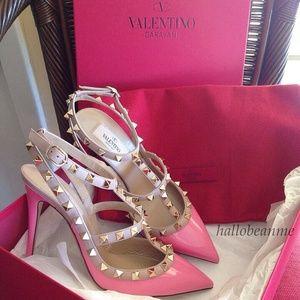 Valentino Shoes Auth Rockstud Pumpsjust Sharing Poshmark