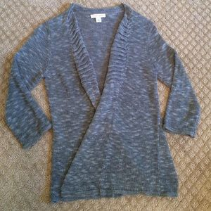 Christopher & Banks Sweaters - Cozy Blue Cardigan
