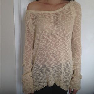 Roxy knit sweater