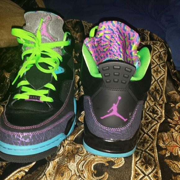 2eb89745ed4a89 ... Jordan Shoes - Jordan Son of Mars Fresh Prince of Belair ...