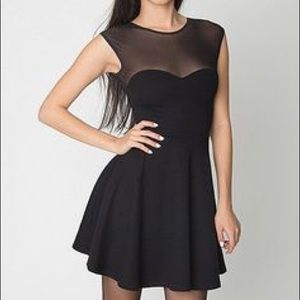 American apparel dress