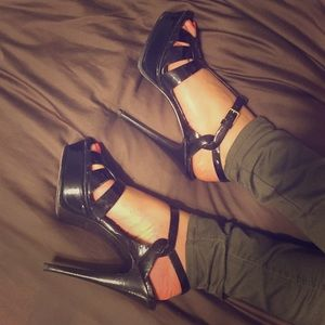 Yves Saint Laurent Shoes - YSL Trubute Tribtoo Sandals