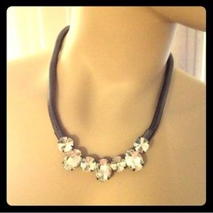 Jewelry - Jeweled statement necklace