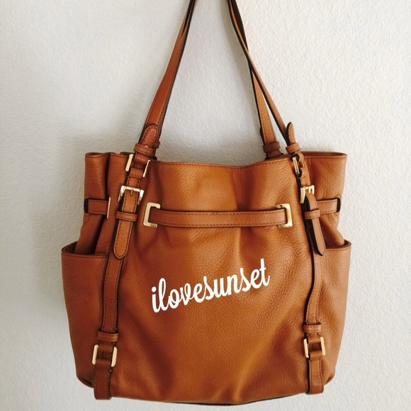 32% off MICHAEL Michael Kors Handbags - {Michael Kors} Brown Large ...
