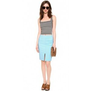 L'AGENCE Tops - Brand new L'Agence sleeveless crop top