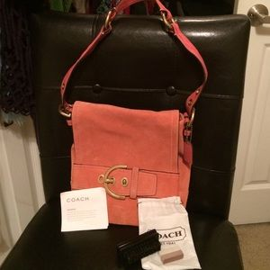 Coach Mini Shoulder Purse