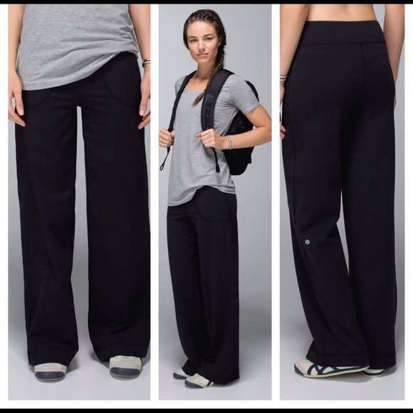 42aed71fbbf4d lululemon athletica Pants | Flash Salelululemon Still Pant Size 6 ...