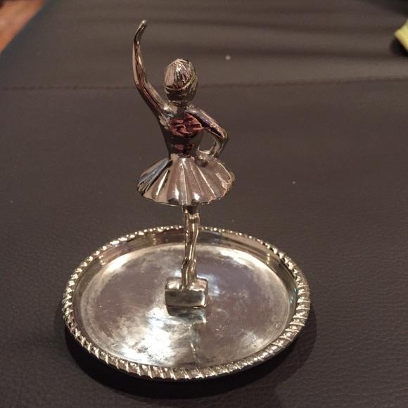 Ballerina Jewelry Holder Ballerina Ring Holder