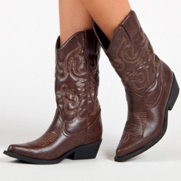 5e1fb969a7d Beaded Sandals: Steve Madden Cowboy Boots