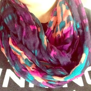 American Eagle Outfitters Accessories - AE Tribal Infinity Scarf