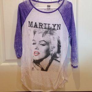 Tops - Marilyn Monroe top