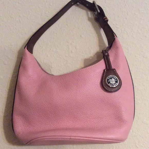 71% off Dooney & Bourke Handbags - Dooney & Bourke Pink All ...