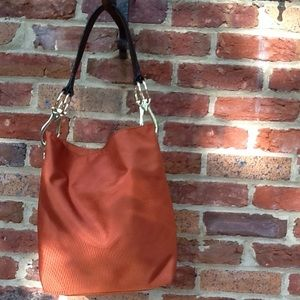 Orange JPK Paris75 HandBag