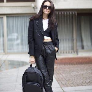 Alexander Wang Pants - Alexander Wang H&M leather pants