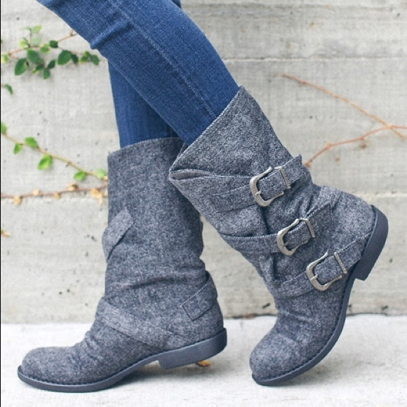 Alms Herringbone In Blowfish Alms Boots Blowfish Boots roeWxdCB