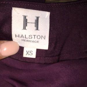 Halston Heritage Dresses - Halston Heritage Asymmetrical Dress