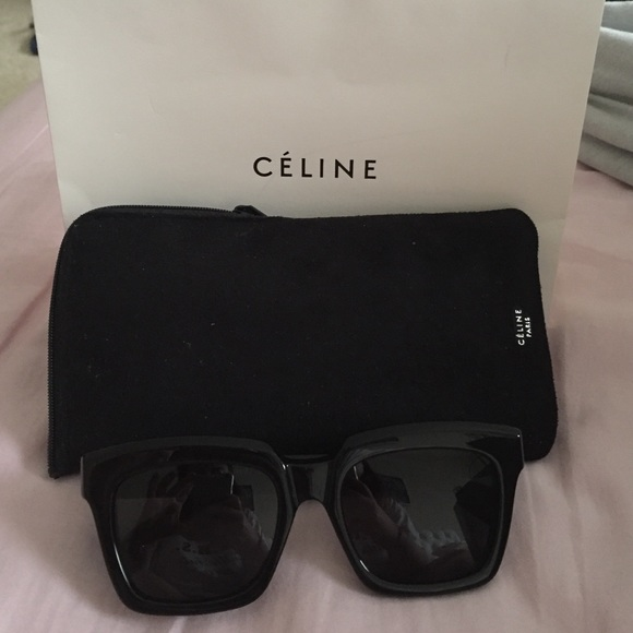 8876c016a24 Celine Accessories - 100% AUTHENTIC CELINE SUNGLASSES