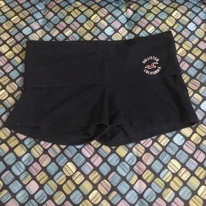 Hollister Yoga Shorts Size XS