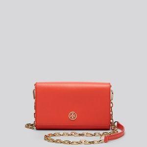 Tory Burch Handbags - Authentic Tory Burch Crossbody - Wallet On A Chain