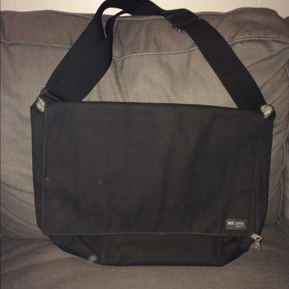 82% off kate spade Handbags - sold on eBay Jack Spade Messenger ...