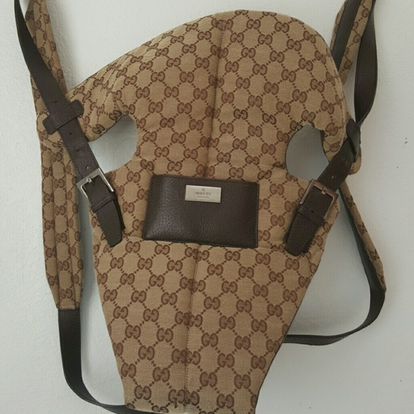 2a8f96433e1f Gucci Accessories | Authentic Baby Carrier | Poshmark