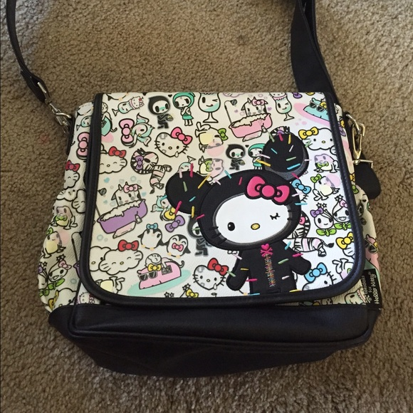 bd4336560 Bags | Tokidoki X Hello Kitty Shoulder Bag | Poshmark