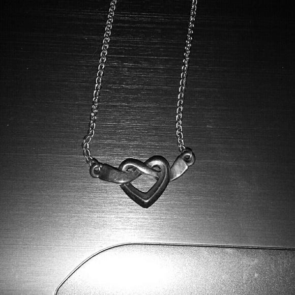 James Avery Jewelry Heart Knot Necklace From Poshmark